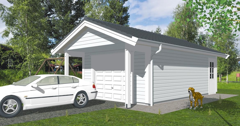 705 - Garasje